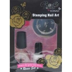 Kit Roses basic (2 esmaltes)