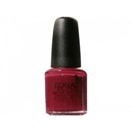 Esmalte Especial KONAD Dark Red 5ml