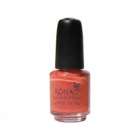 Esmalte Especial KONAD Dark Orange 5 ml
