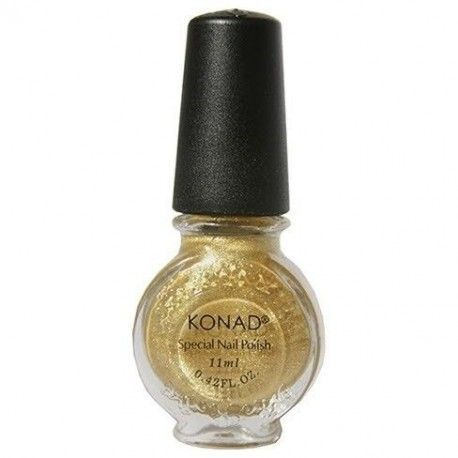 Esmalte Konad Powdery Gold 11ml
