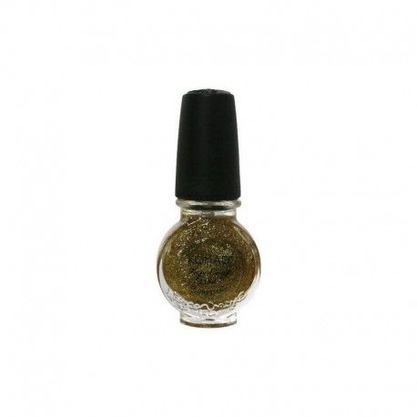 Protector Konad Brillo dorado 11ml