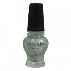 Protector Konad Princess brillo plata(12ml)