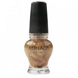 Protector Konad Princess Brillo Dorado 12ml