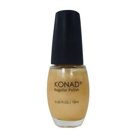 Esmalte regular Konad R10 LIGHT GOLD