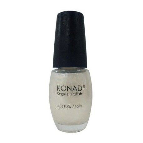 Esmalte regular Konad R18 SHINING WHITE