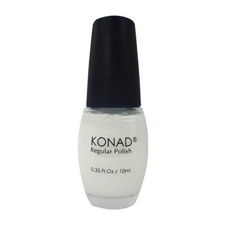 Esmalte regular Konad R7 SOLID WHITE