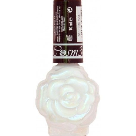 Esmalte regular Ros3s 12 White Rose