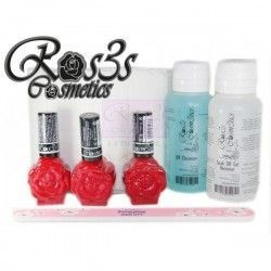 00.Kit Gel Semipermanente Roses