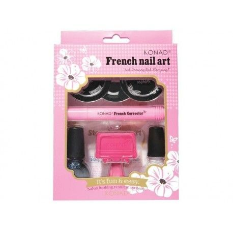 Kit Fmanicura francesa