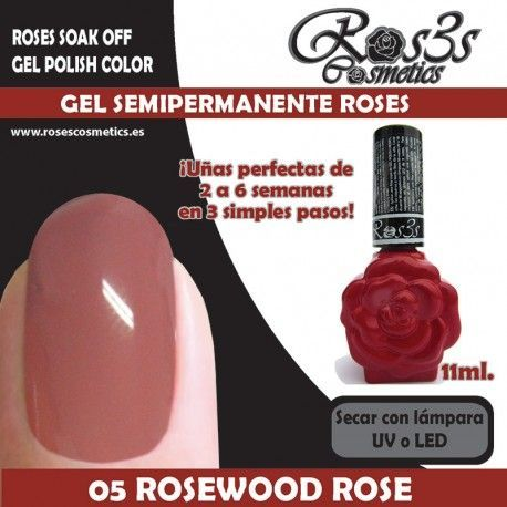 05 Rosewood Rose 11ml
