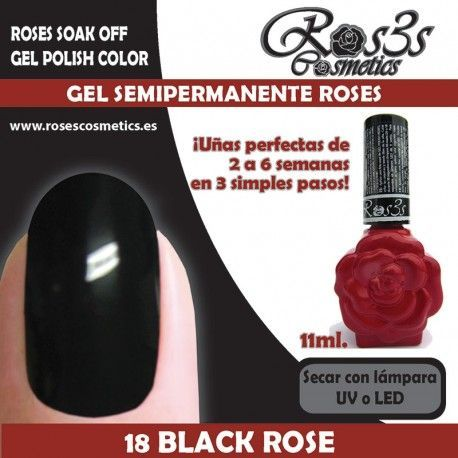 18 Black Rose 11ml.