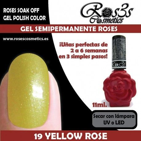 19 Yellow Rose 11ml