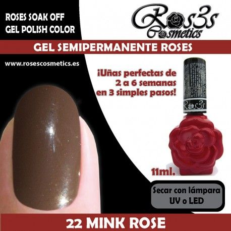 22 Mink Rose 11ml