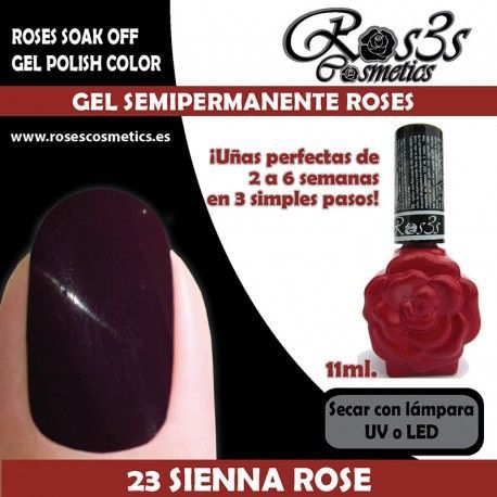 23 Sienna Rose 11ml