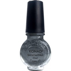 Esmalte especial 11ml g53 Powdery Silver